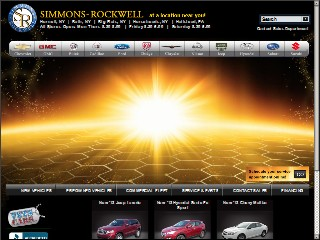 Simmons Rockwell Used >> Simmons Rockwell Dodge Jeep 7327 Old Hammondsport Rd Bath